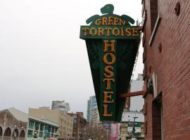 Green Tortoise Hostel Seattle