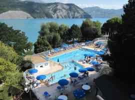 Hotel Club Les Hyvans, Chorges