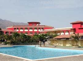 Hotel Santantao Art Resort, Porto Novo