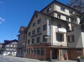 Hotel Frohsinn, Erstfeld