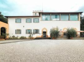 士坦利別墅酒店, 塞斯托-菲奧倫蒂諾