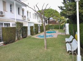 Holiday home Can Clapa Mar, Vilafortuny