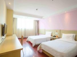 7Days Inn Wuhan Zhuankou Economic, Caidian