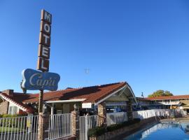Capri Motel, Santa Clara