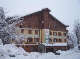 Hotel Bucaneve, Bardonecchia