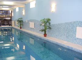 De Luxe Hotel, Ust'-Kamenogorsk