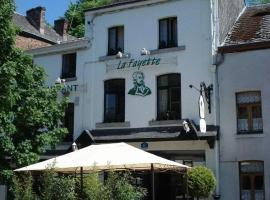 Hotel La Fayette, Rochefort