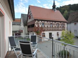 Gästehaus am Rathausplatz, Wirsberg