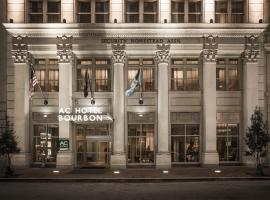 AC Hotel New Orleans Bourbon/French Quarter Area