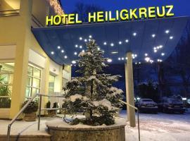 オーストリア クラシック ホテル ハイリグクロイツ, ハル・イン・チロル