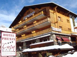 Hotel Phenix, Verbier
