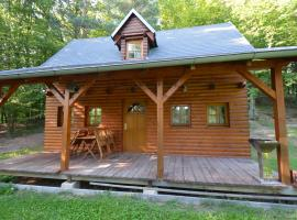 Meadow Ranch Holiday Home, Jaroslavické Paseky