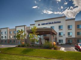 Best Western Plus Airport Inn & Suites, Salt Lake City