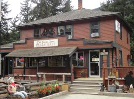Old Towne Inne Chuckwagon Bar & Grill, 보스턴 바