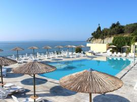 Ionian Sea View Hotel, Kávos