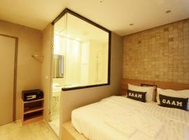 加姆酒店, 曼谷