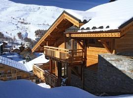 Odalys - Chalet Husky, Les Deux Alpes