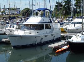 Ariane Classic Motor Yacht, Emsworth