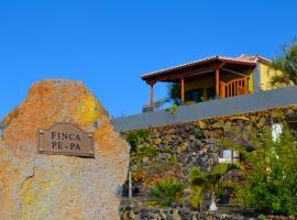 Finca Pe-Pa, Los Llanos de Aridane