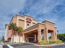 Hampton Inn Suites Cape C Fort Myers