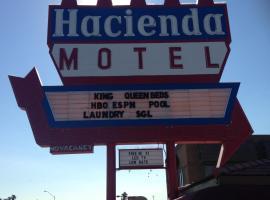Hacienda Motel, Yuma