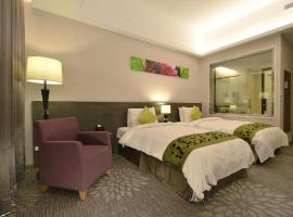 Hoya Hotel Taitung, Taitung City