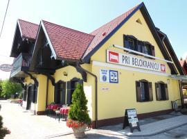 Hotel Pri Belokranjcu, Novo Mesto