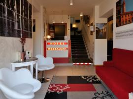 Hotel Mezzaluna, Treviso