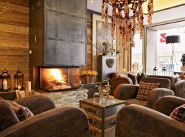 Hotel Piz St. Moritz, St. Moritz