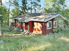 Two-Bedroom Holiday home in Hultsfred, Hultsfred