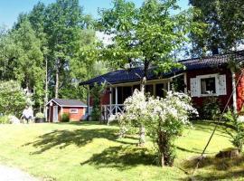 Two-Bedroom Holiday home in Svenljunga 2, Dängevik