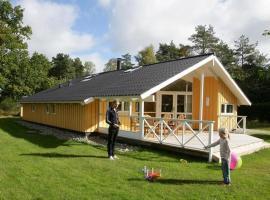 Four-Bedroom Holiday home in Frederiksværk, Melby
