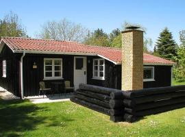 Two-Bedroom Holiday home in Ulfborg 1, Sønder Nissum