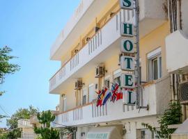 Mirtos Hotel, Myrtos