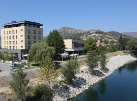 Hotel Mogorjelo, Čapljina