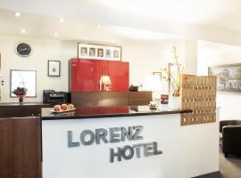 Lorenz Hotel Zentral, Nürnberg
