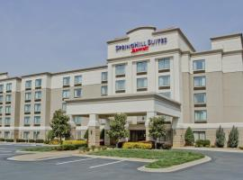 SpringHill Suites by Marriott Charlotte / Concord Mills Speedway, Concord
