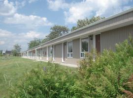 Motel la Maison de Travers, Baie-Sainte-Catherine