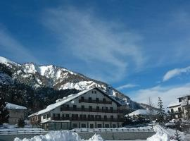 Casa Alpina Beato Rosaz, Cesana Torinese