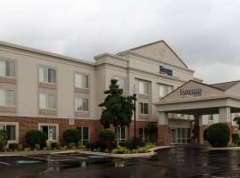 Fairfield Inn Hartsville, Hartsville