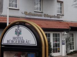 Hotel Bürgerbräu, Osnabrück