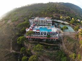 Pineland Hotel and Health Resort, Ḩammānā