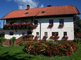 Bauerborchardt - Urlaub am Bauernhof bei Familie Borchardt, Wernberg