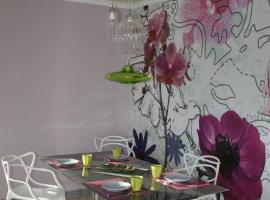 Romantic@Fresh Apartment, Salaspils