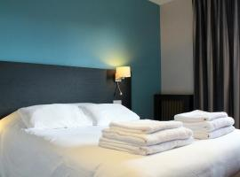 Hotel-Restaurant Le Victoria, Rennes
