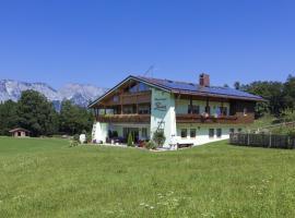 Ferienwohnungen Gästehaus Lärcheck, Berhtesgādene