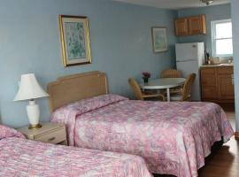 Chateau Bleu Motel, North Wildwood
