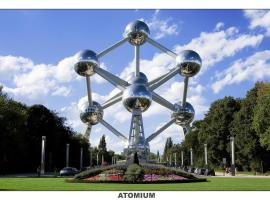 One-bedroom Apartment near Atomium