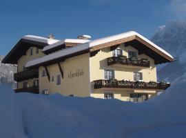 Gästehaus Alpenblick, Lermoos