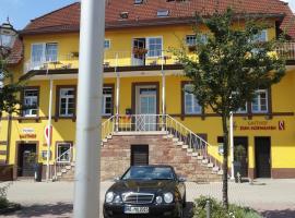 Hotel Gasthof Zum Schwanen, Leimen